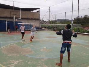 Criap Santos Dumont Badminton (Foto: Criap/Divulgação)