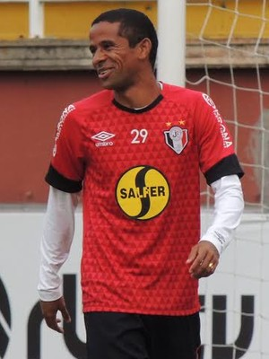 Wellington Saci Joinville (Foto: João Lucas Cardoso)