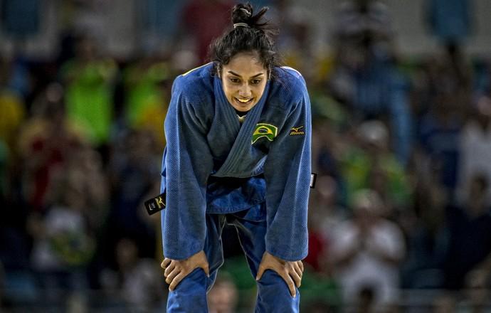 Mariana Silva Rio 2016 (Foto: Marcio Rodrigues/MPIX/CBJ)