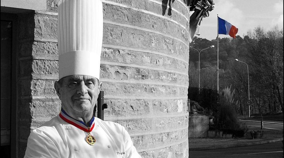 Paul Bocuse é considerado um dos 'papas' da gastronomia (Foto: Divulgação)