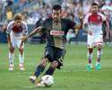 Após dois gols, ex-São Paulo é eleito melhor jogador da semana na MLS