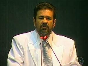 Ex-deputado Wallace Souza  (Foto: Reprodução/TV Globo)