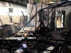 Incêndio destrói cômodo em ponto de cultura na Zona Central de Macapá