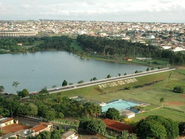parque do sabiá (Foto: Daniel Nunes/Secom/PMU)