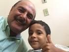Siamês separado, Heitor volta a Goiânia mais de 1 ano após cirurgia