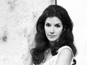 Susana de Moraes durante novela Verão Vermelho da TV Globo em 1969  (Foto: Divulgação/TV Globo)