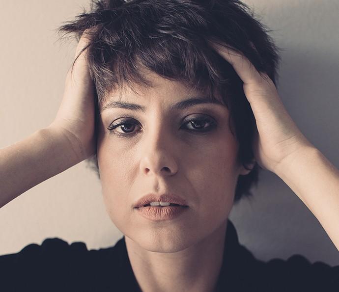 Andreia Horta entrega segredos de beleza (Foto: Jorge Bispo)