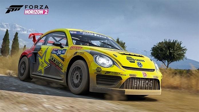 Forza Horizon 2 recebe DLC com Fusca turbinado para rally ...