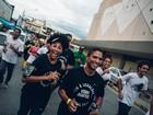 Sheron Menezzes participa de corrida de rua em prol da igualdade racial