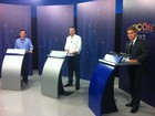 Candidatos de Blumenau em 2º turno fazem último debate na RBS TV
