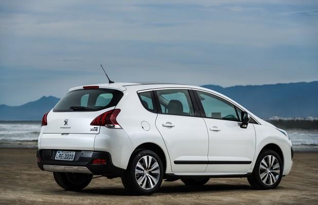 Avaliação: Peugeot 3008