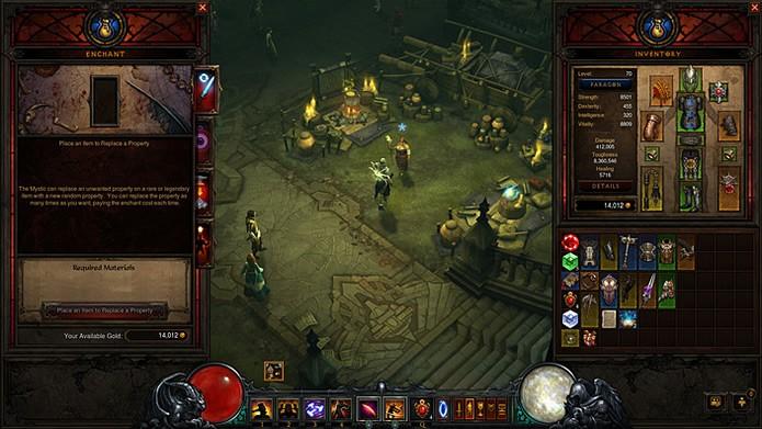 Com uma série de adaptações para melhorar o desempenho gráfico do game, a expansão também alterou alguns aspectos da interface das partidas (Foto: Divulgação/ Blizzard Entertainment)