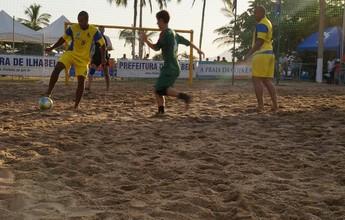 Copa Vanguarda de Beach Soccer começa neste sábado em Ilhabela