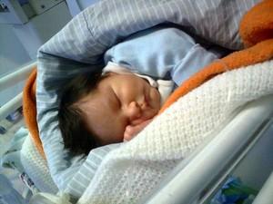 bebê santa bárbara d'oeste (Foto: Solange Barbosa/Arquivo pessoal)