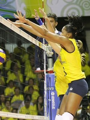 Vôlei Feminino do Brasil, Pré-Olímpico (Foto: Alexandre Arruda / CBV)