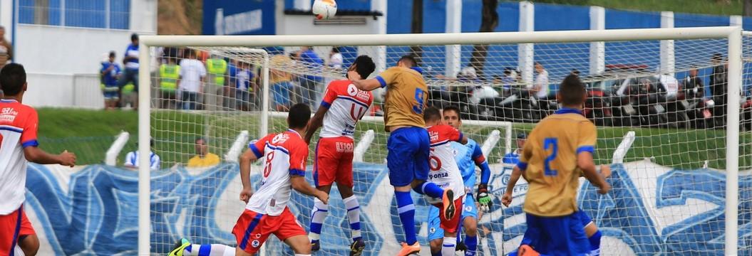 CSA vence amistoso contra o Itabaiana no Mutange (Ailton Cruz/Gazeta de Alagoas)
