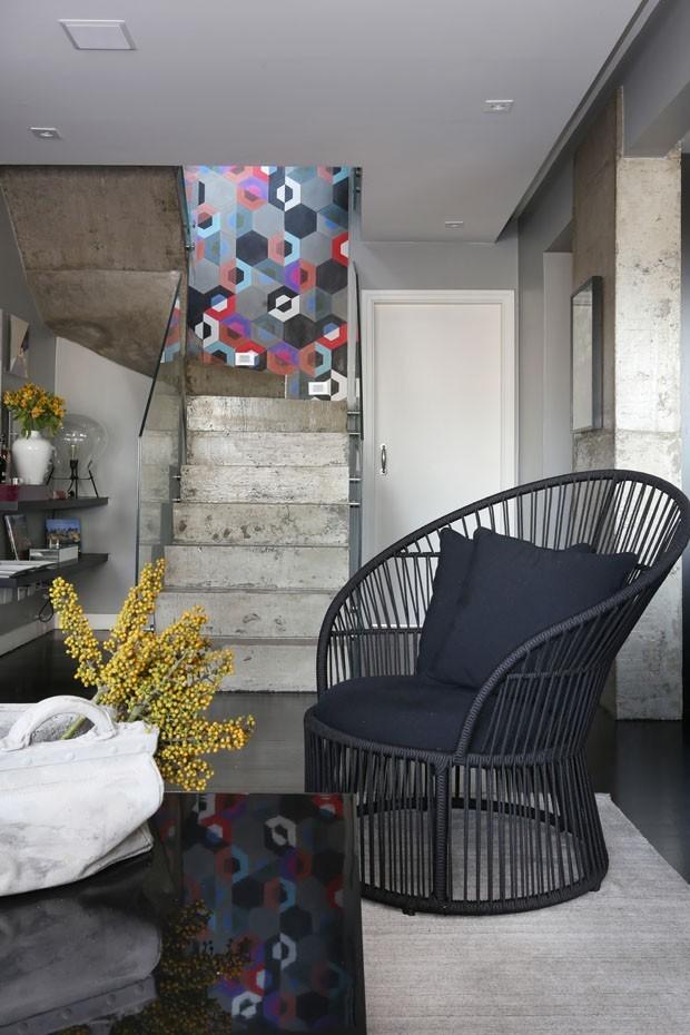 10 ambientes com cimento queimado e concreto aparente (Foto: Divulgação)