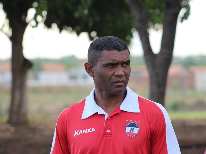 Marcão, técnico do River Sub-20 (Foto: Francisco Filho)
