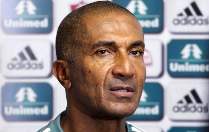 Cristóvão Borges Coletiva Fluminense (Foto: Fernando Cazaes/Photocamera)