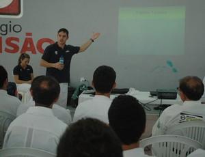 Clínica de Karatê, Paraíba, João Pessoa, (Foto: Expedito Madruga / Globoesporte.com/pb)