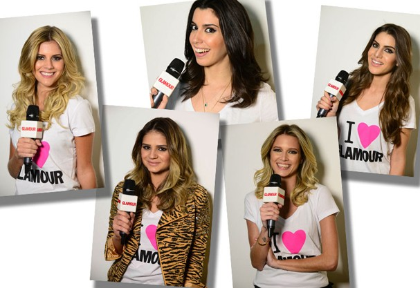 Blogueiras da capa (Foto: Cleybi Trevisan)