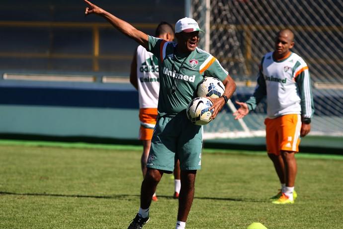 Cristóvão Fluminense (Foto: Nelson Perez / Fluminense)