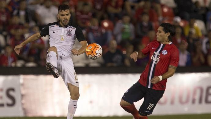 Cerro Porteño x Corinthians Bruno Henrique  (Foto: Daniel Augusto Jr/Agência Corinthians)