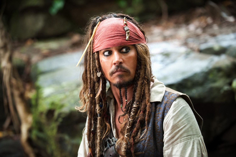 Jack Sparrow (Piratas do Caribe) (Foto: Divulgação)