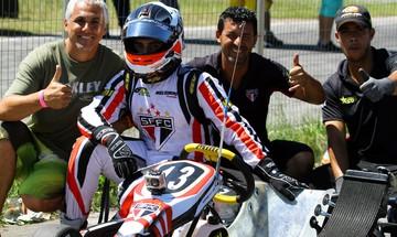 Rodrigo Baptista e equipe (Foto: Divulgação)