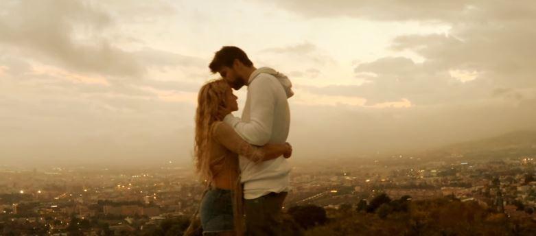 BLOG: Marido, cameraman e ator: Piqué participa de novo clipe de Shakira