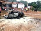 Acidente entre carro e caminhão resulta na morte de motorista no MA