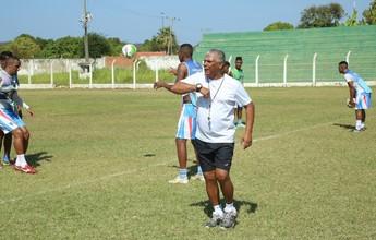 Nivaldo Lancuna comanda treinos em clima de boas vindas no Altos