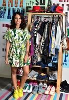 Carla Lemos, do Modices, abre guarda-roupa: 'Blogueira é como uma it girl'