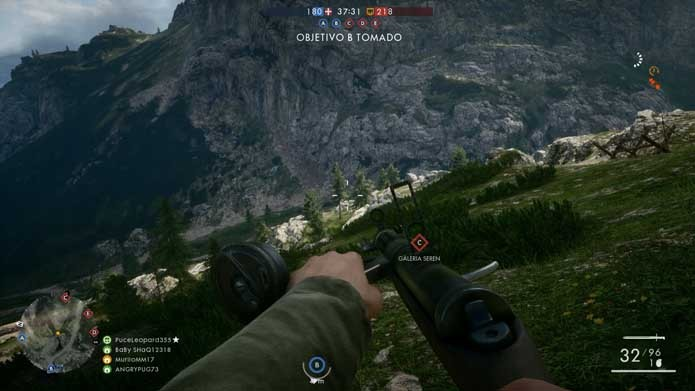 Multiplayer também é destaque de Battlefield 1 (Foto: Reprodução/Murilo Molina)