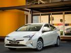 Toyota faz recall do Prius por defeito no freio de estacionamento
