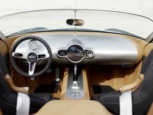 Interior do Mini Superleggera Vision (Foto: Divulgação)