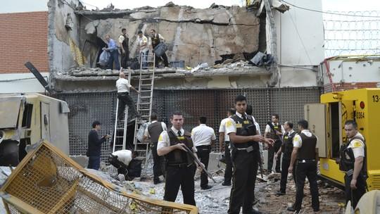 Foto: (AP Foto/Mariana Ladaga/Diario ABC Color)