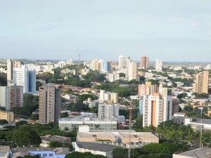 Umuarama, no noroeste do Paraná (Foto: Divulgação/Prefeitura de Umuarama)