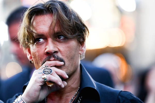 O ator Johnny Depp (Foto: Getty Images)