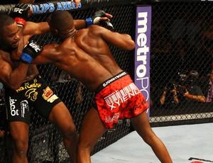 UFC 145 rashad evans jon jones (Foto: Agência Getty Images)