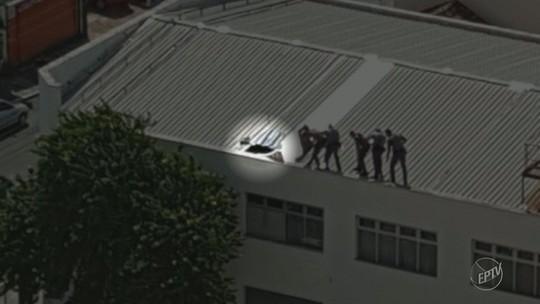 Assalto ao Banco do Brasil 'fecha' cidade no interior de SP; polícia cercou agência e rotas de fuga