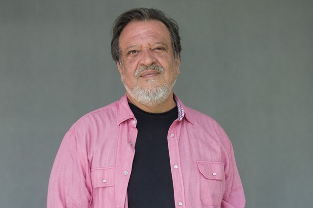 Luís Melo (Foto: Estevam Avellar/ TV Globo)