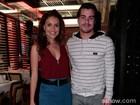 Thiago Martins brinca sobre Paloma pegar buquê em casórios: 'Sai que é tua, Taffarel'