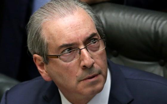 Eduardo Cunha (Foto: AP Photo/Eraldo Peres)