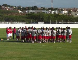 América-RN estreia dia 2 de abril contra o Boavista (Foto: Klênyo Galvão)