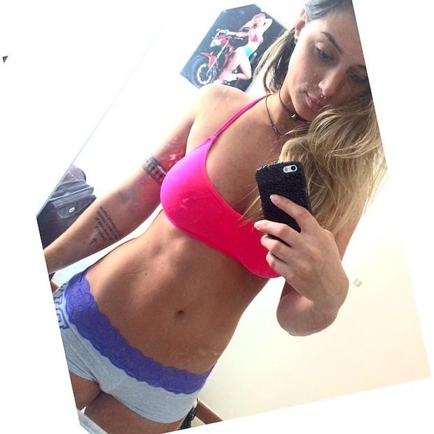 Angela Sousa (Foto: Reprodução/Instagram)