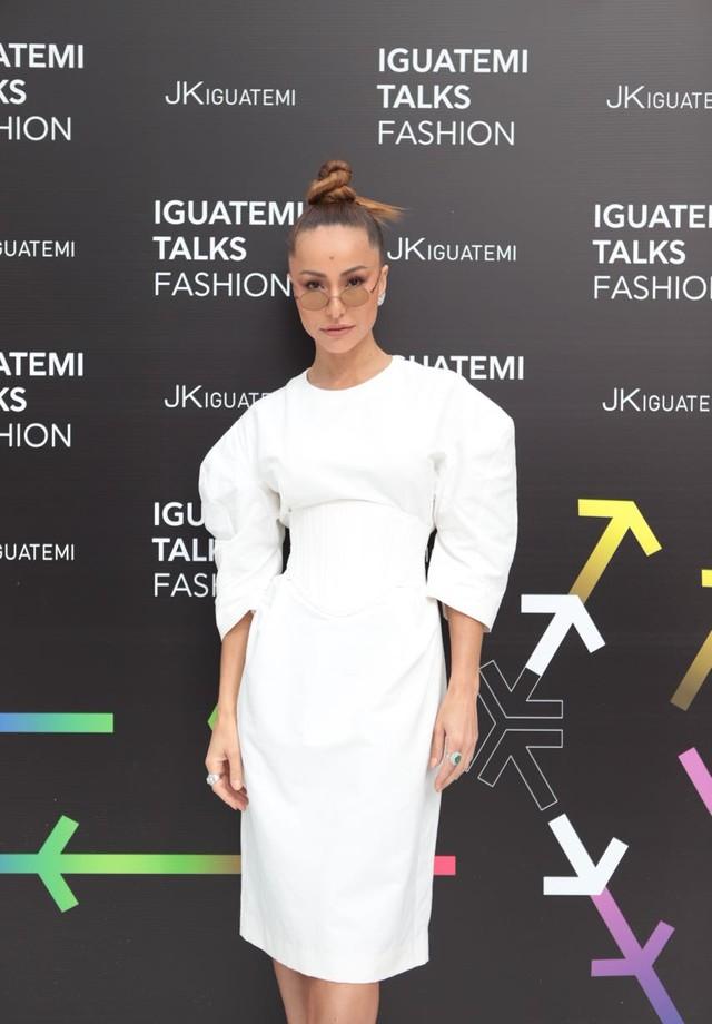 Sabrina Sato no Iguatemi Talks Fashion (Foto: Divulgação)
