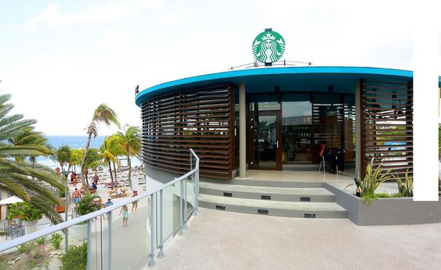 Outdoor (Foto: Starbucks/Divulgação)