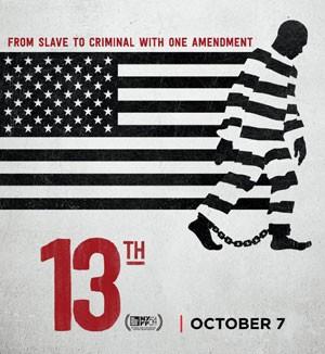 Cartaz do filme '13th' (Foto: Divulgação/Netflix)