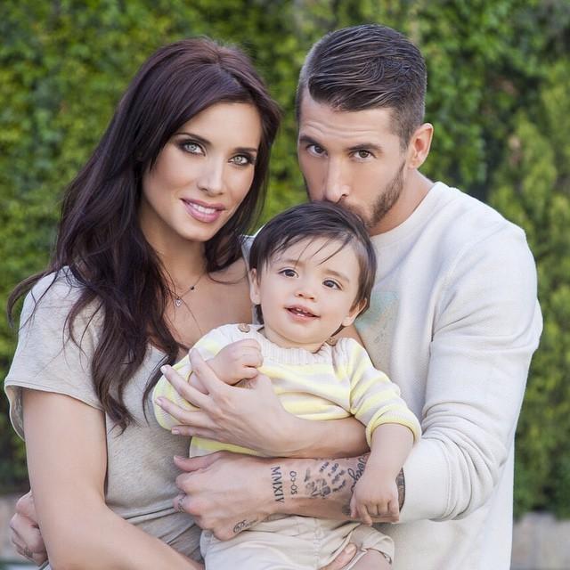 Sergio Ramos será pai novamente